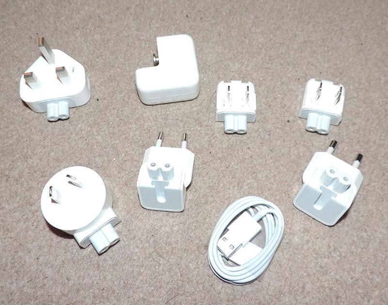 AppleWorldTravelAdapters
