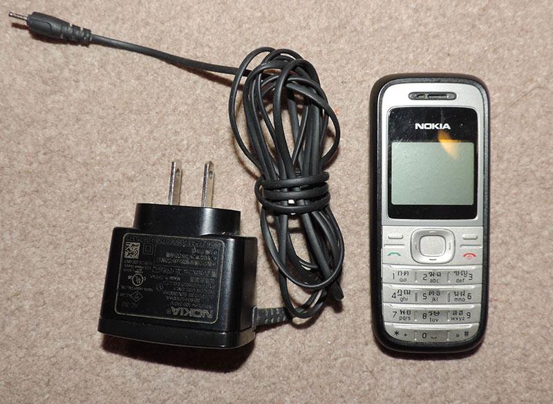 NokiaDumbphone