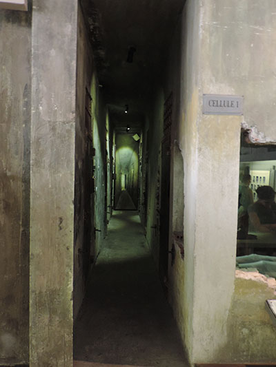 Inside the Hanoi Hilton