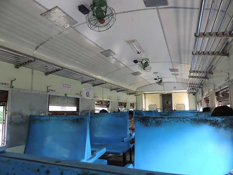 YangonCircleTrain