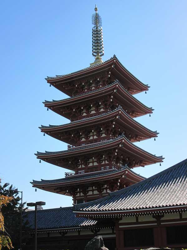 SensojiPagoda