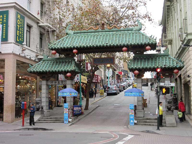 SanFranChinatownGate