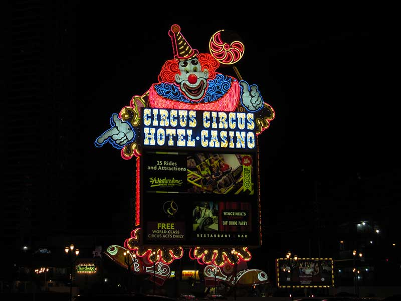 CircusCircusSign