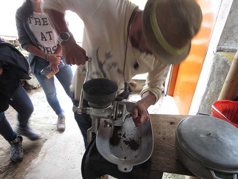 CoffeeGrinding