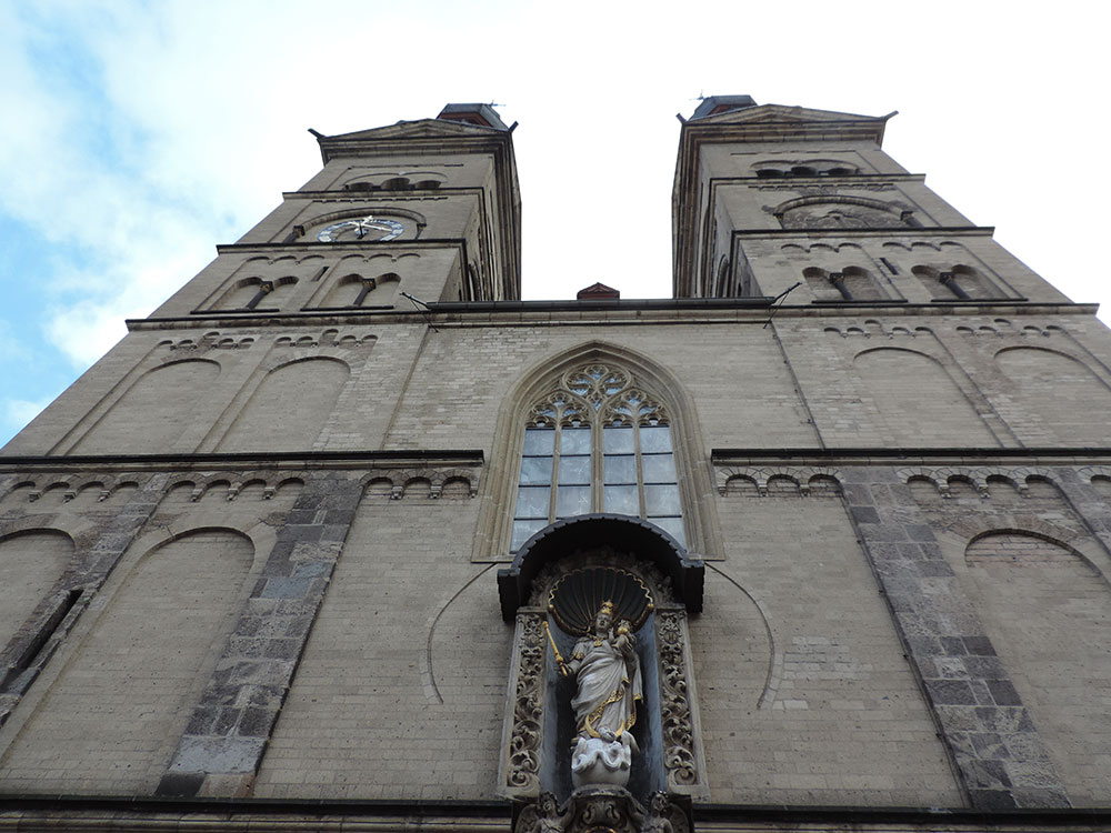 A Church in Koblenz