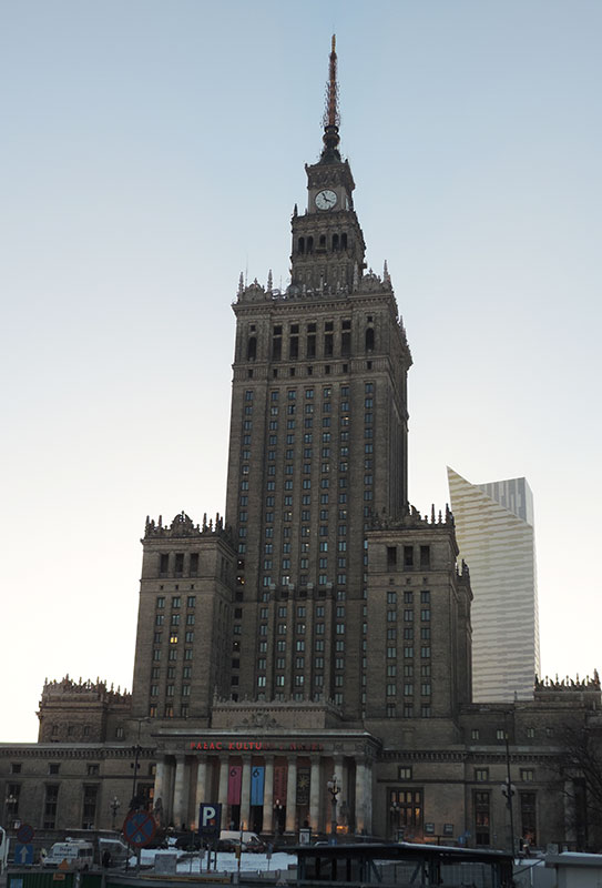 The Palace of Science & Culture