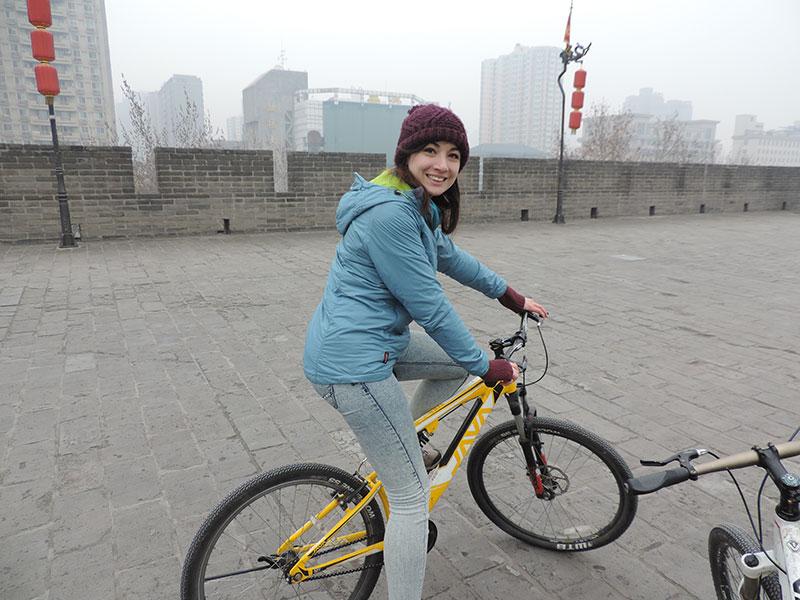 BikingWalls