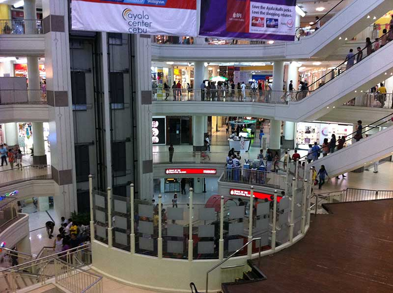 Ayala Mall in Cebu