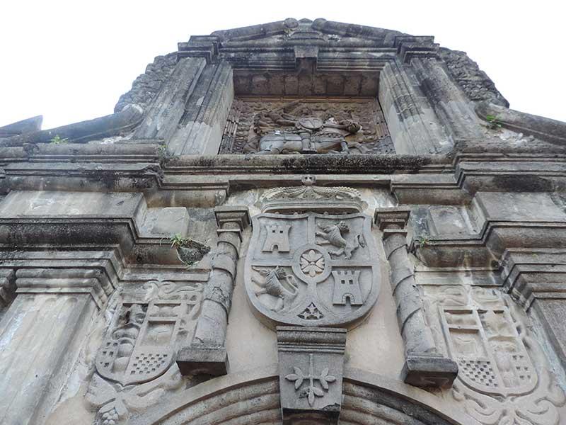 Gate of Fort Santiago