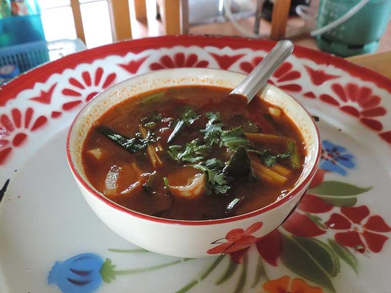 Greg's soup