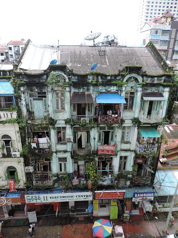 YangonColonial