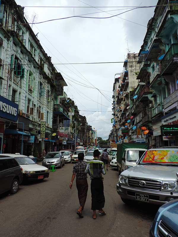 YangonStreet