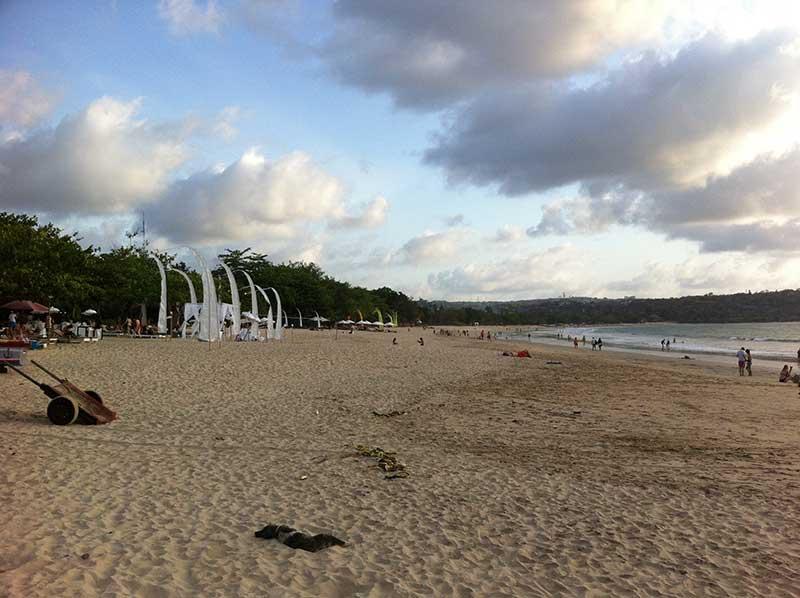 Jimbaran Bay