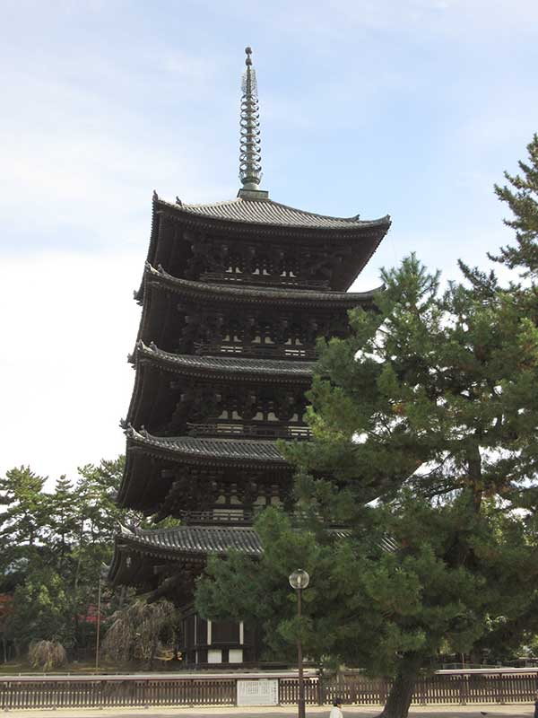 The Five Storey Pagoda