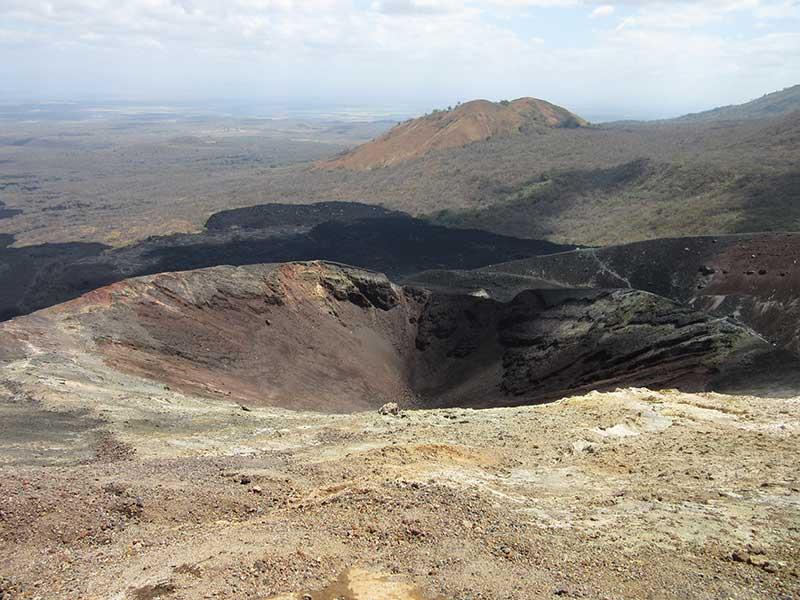 VolcanoCrater